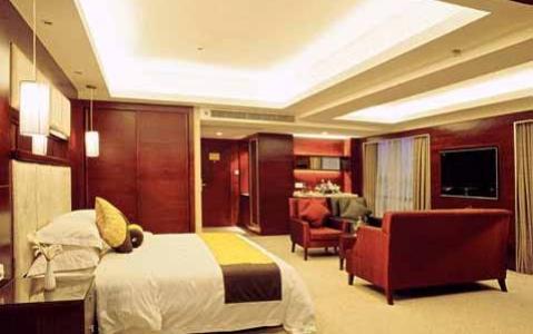 hotel Sunda Gentleman International Hotel - Xian