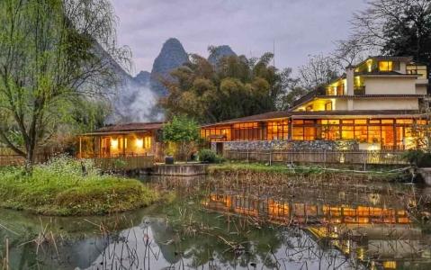 hotel The Apsara Lodge - Yangshuo