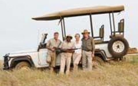 activity Safari en 4x4 au Kenya