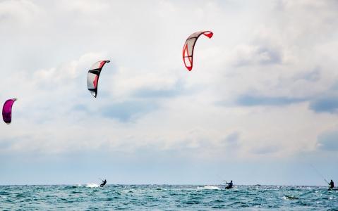 activity Initiation au Kitesurf sur l'ile de Boa Vista