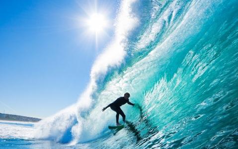 activity Initiation au surf