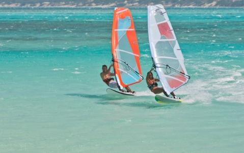 activity Initiation au windsurf