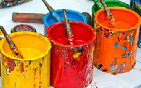 activity Initiation peinture