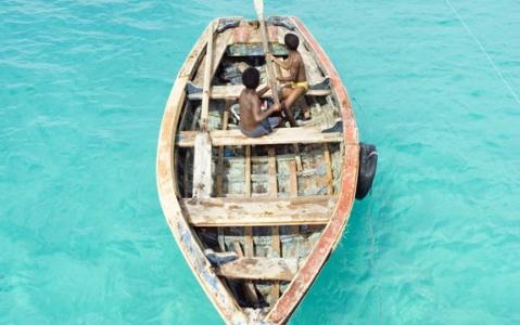 activity Pêche au gros sur l'ile de Maio