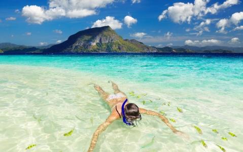 activity Sortie snorkeling en mer