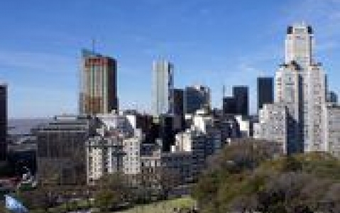 activity Survol de Buenos Aires en Hélicoptère
