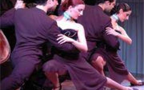 activity Dîner spectacle Tango