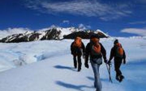 activity Mini-trekking sur les glaciers