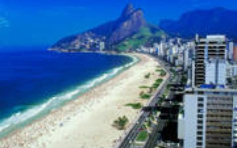 activity Le centre ville de Rio