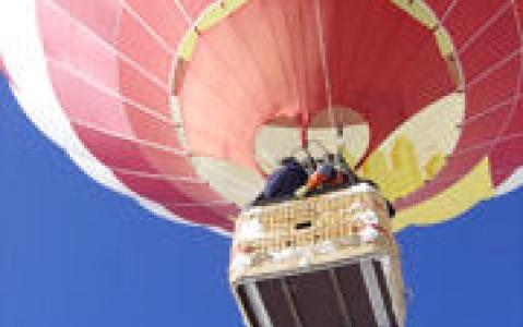activity Survol de Buenos Aires en montgolfière