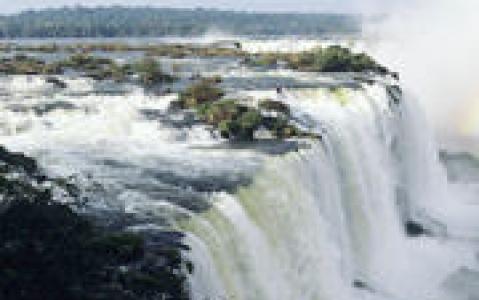 activity Survol des chutes d'Iguazu en hélicoptère