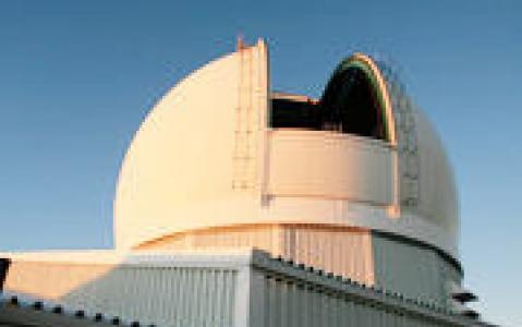 activity Tour Astronomique à Santiago
