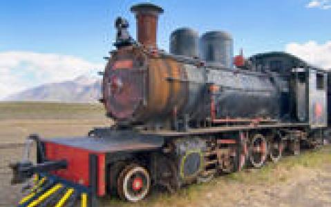 activity Train à vapeur en Patagonie