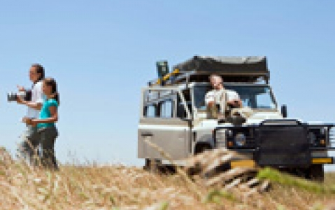 activity 4X4 dans le Damaraland