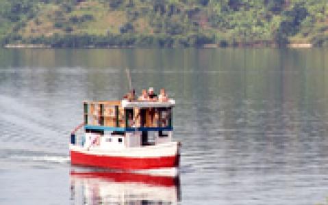 activity Croisière sur le Lac Kivu