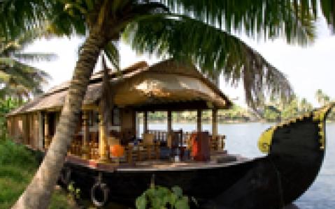 activity Croisière sur les backwaters à Allepey