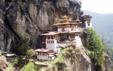 activity Pèlerinage au monastère du Nid du Tigre