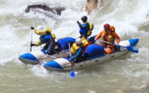 activity Rafting sur la rivière Kelani