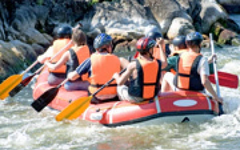 activity Rafting sur l'Indus