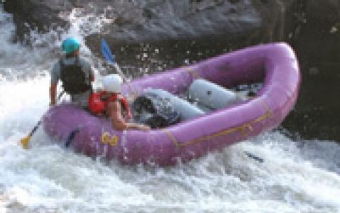 activity Rafting sur la rivière Mai'Ting
