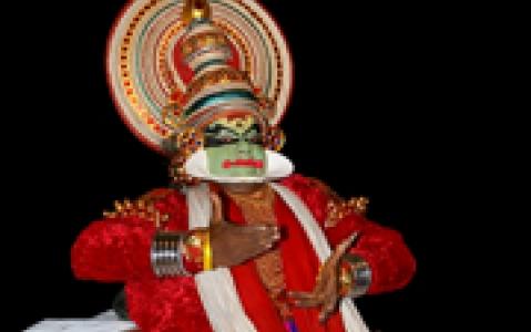 activity Séance de Kathakali à Cochin