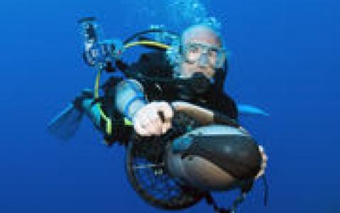 activity Sortie en scooter sous marin