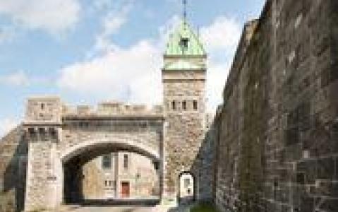activity Fortifications de Québec