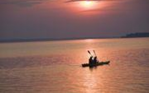 activity Kayak de mer à Charlevoix