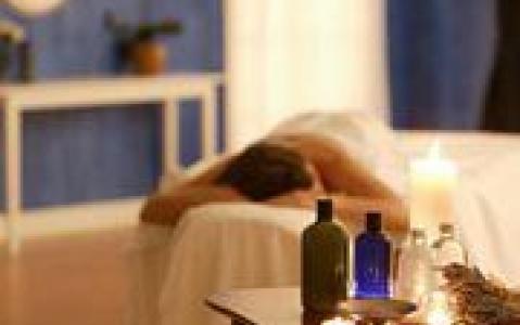 activity Massage aromatique & spa à l'Eagle Nook Resort
