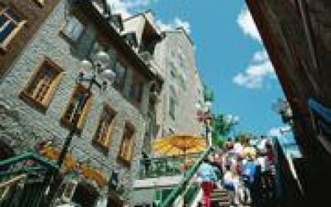 activity Le Quartier Petit-Champlain