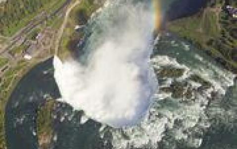activity Survol des chutes du Niagara en hélicoptère