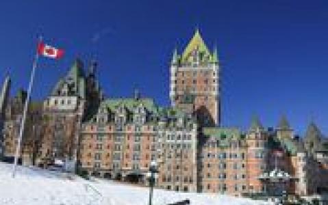 activity Visite de la ville de Québec