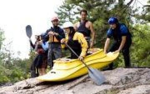 activity Canot ou randonnée avec guide