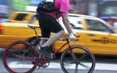 activity Explorer New York City en vélo