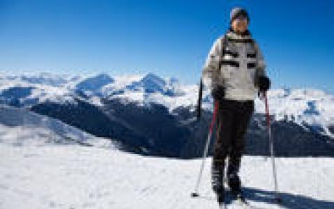 activity Ski de fond