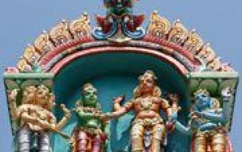 activity Excursion au palais de Krishnapuram