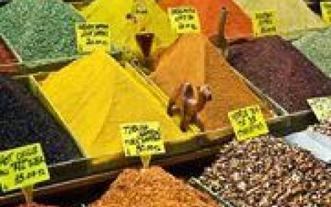 activity Le bazar indien