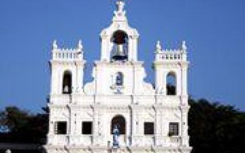 activity Messe dans une église chrétienne