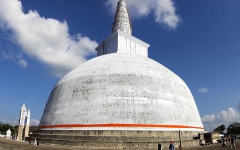 activity Visite du site archéologique d'Anuradhapura