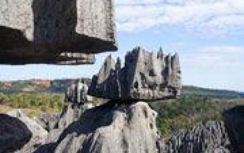 activity Le parc national des Tsingy de Bemaraha