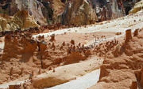 activity Exploration du massif de l'Isalo