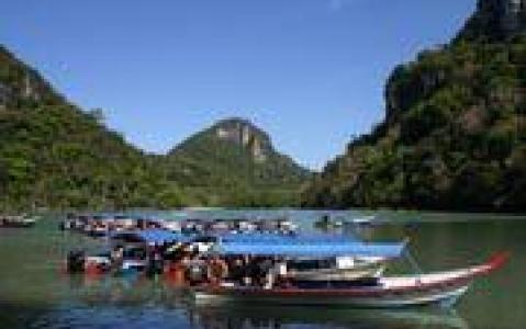 activity Croisière sur la rivière Kinabatangan