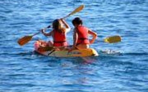 activity Kayak sur la rivière de Bengoh