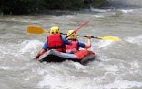 activity Rafting sur la rivière Padas