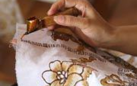 activity Visite d'une fabrique de batiks à Penang