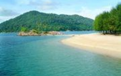 activity A l'extrême nord de Bornéo