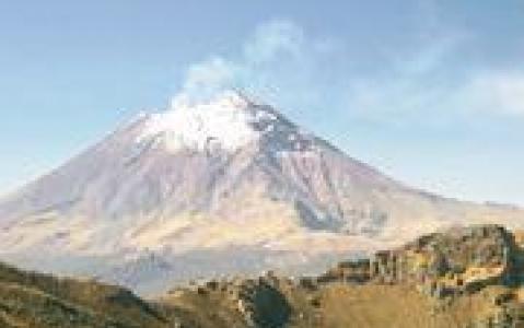 activity Trekking sur l'Iztaccihuatl