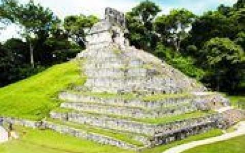 activity Visite de la zone archeologique de Palenque