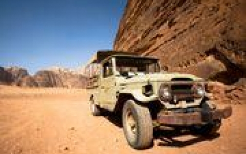 activity Excursion en 4x4 dans le désert du Wadi Rum