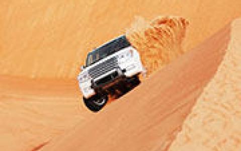 activity Safari en 4x4 dans le désert
